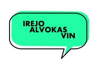 2020 Alvokas Vin! IREJO Freŝigas Komitaton.